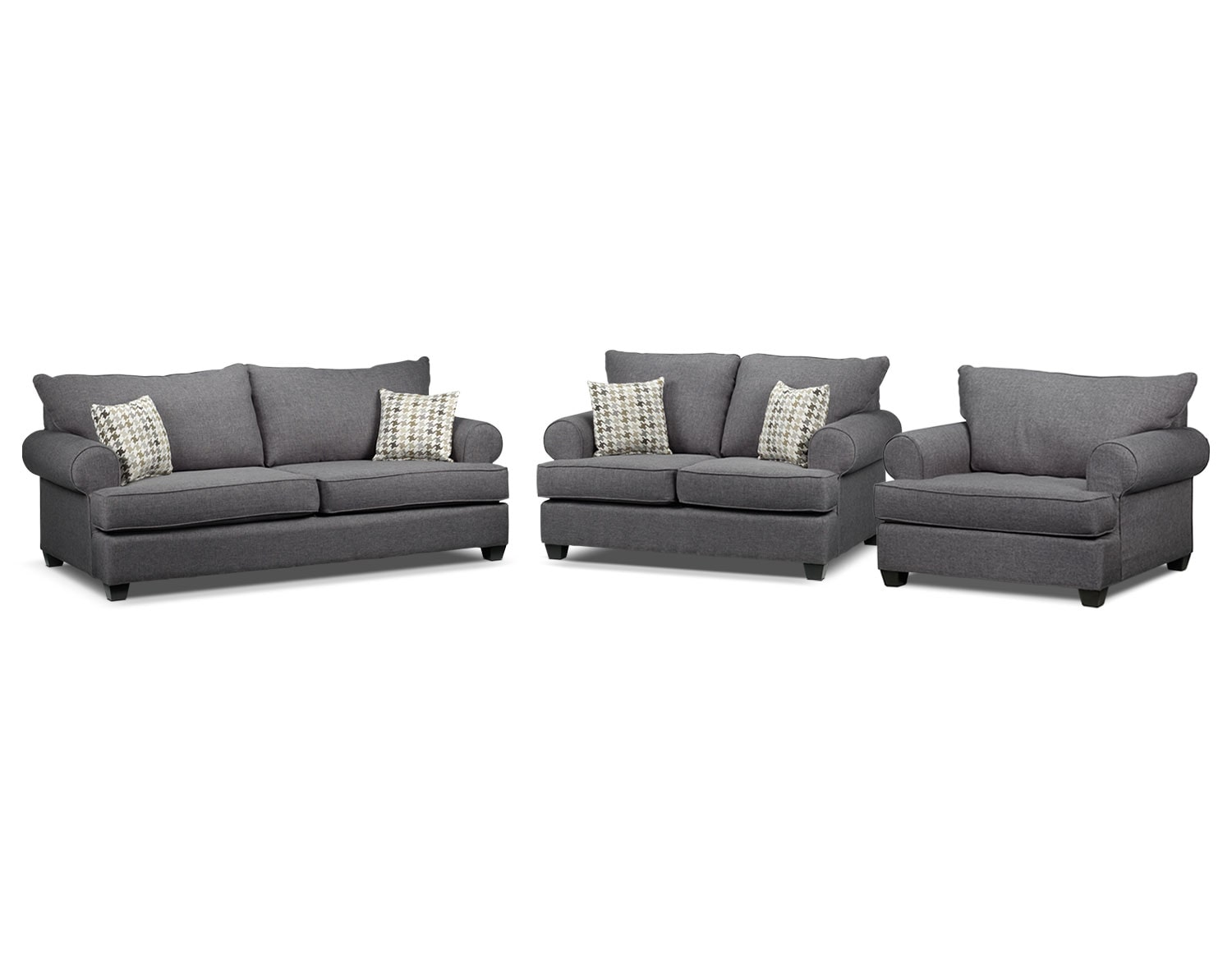 The Lexie Collection - Gray