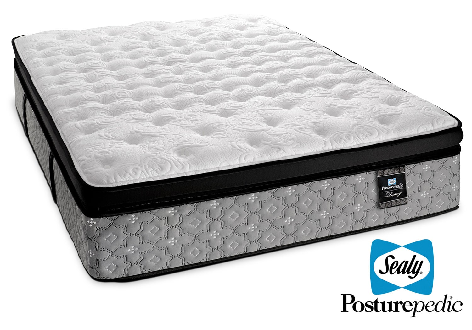 Mattresses and Bedding - Sealy Spartacus Firm Queen Mattress