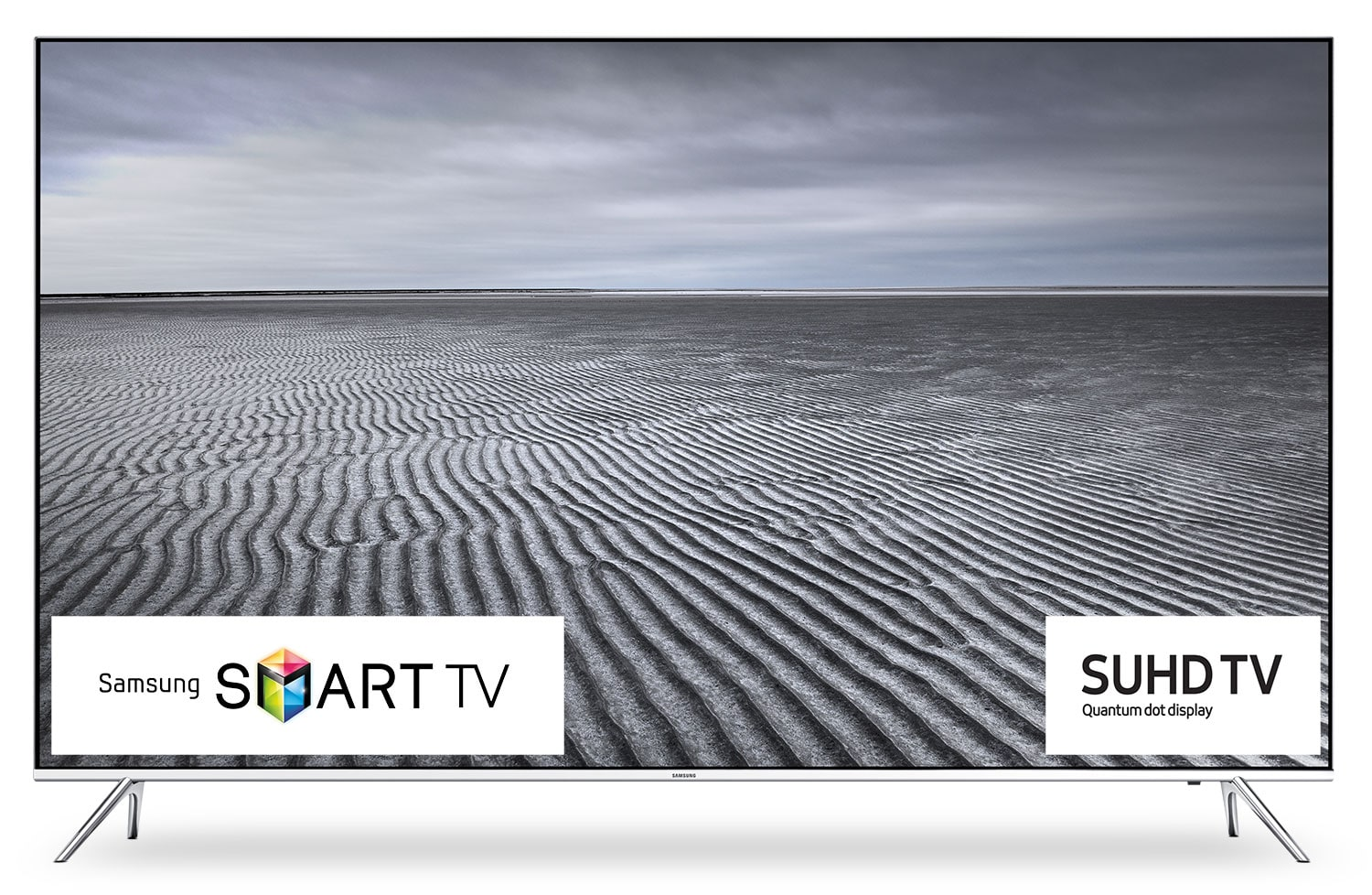 "Samsung 55"" 4K SUHD Smart LED TV - UN55KS8000FXZC"