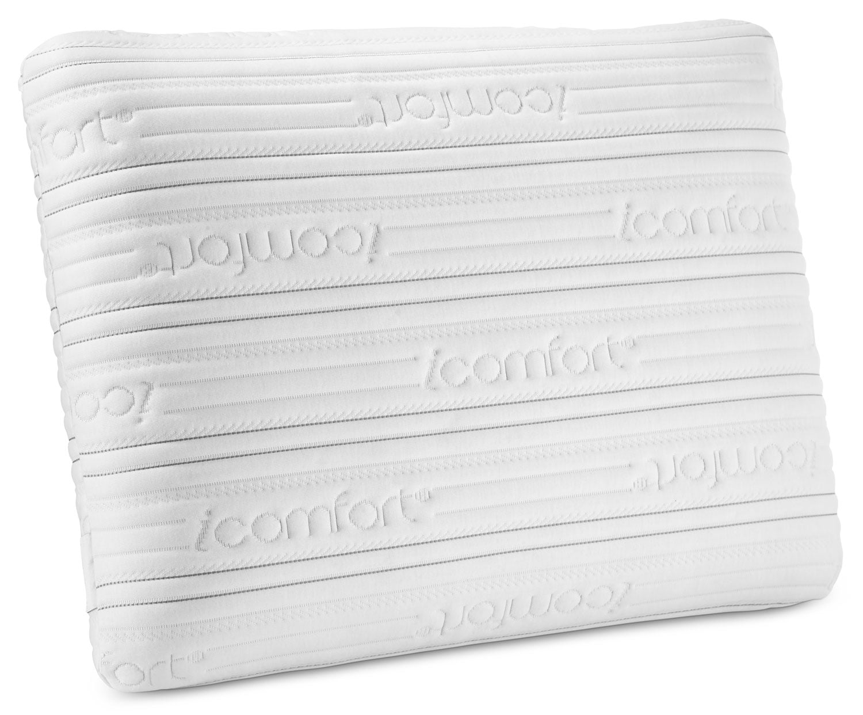 Mattresses and Bedding - Serta EverFeel® Queen-Size Plush Pillow