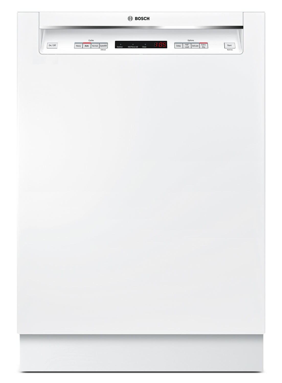 """Bosch White 24"""" Dishwasher - SHE4AV52UC"""