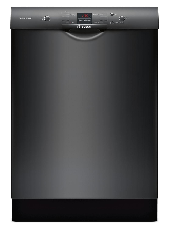 Clean-Up - Bosch 300 Series Built-In Dishwasher – Black