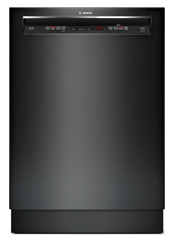 "Bosch Black 24"" Dishwasher - SHE53T56UC"