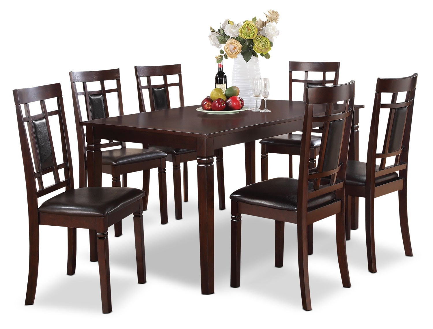Dining Room Furniture - Aran 7-Piece Casual Dining Package