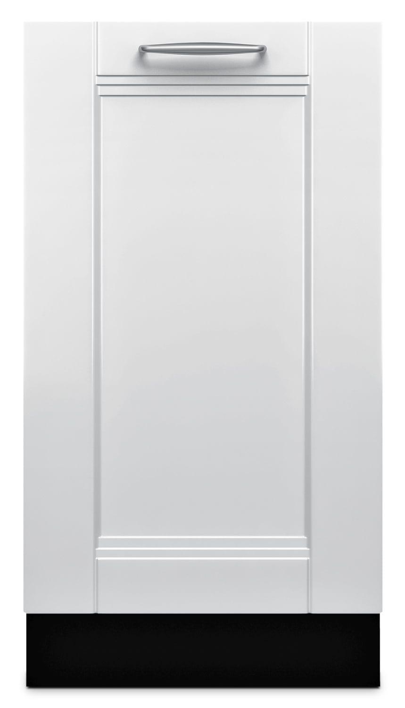 "Bosch Custom Panel-Ready 18"" Dishwasher - SPV68U53UC"
