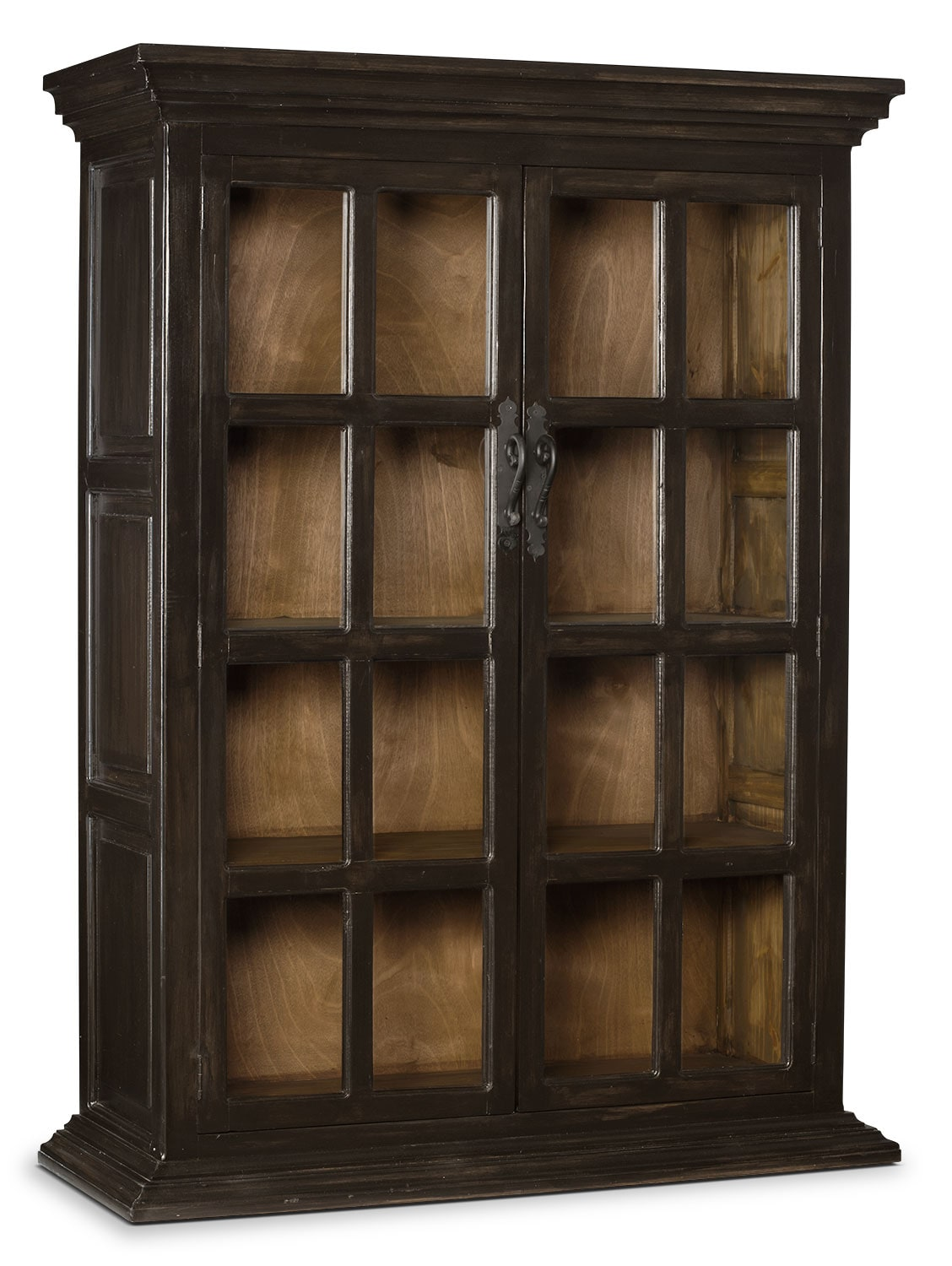 Accent and Occasional Furniture - Artesia Display Cabinet