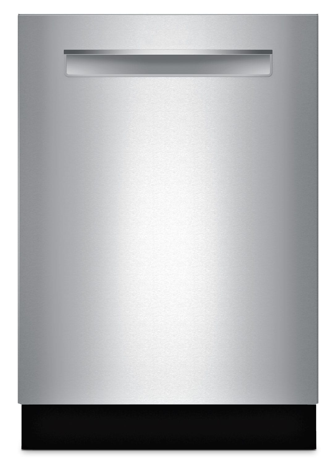 "Clean-Up - Bosch 500 Series 24"" Flush Handle Dishwasher - Stainless Steel"
