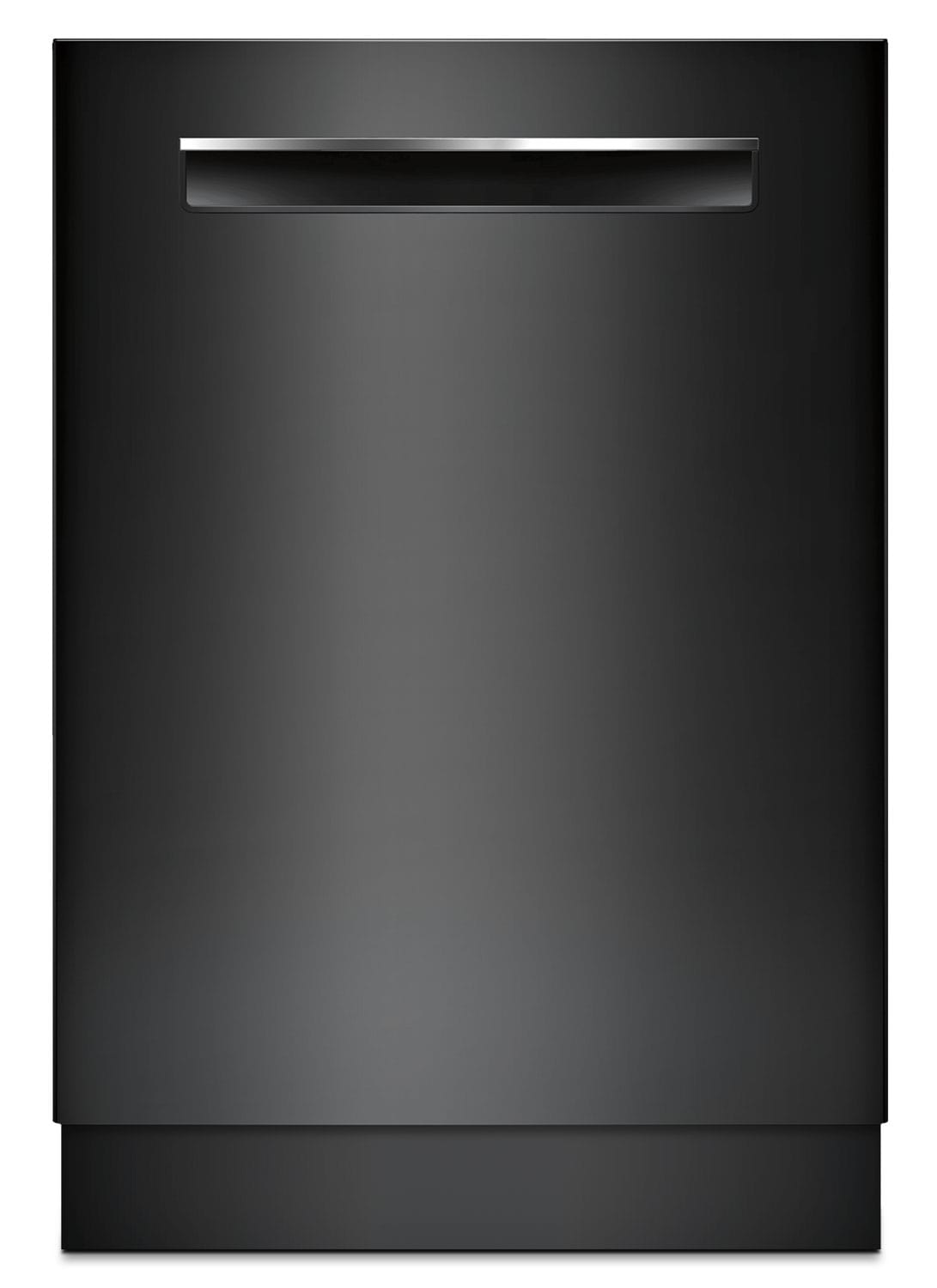 "Bosch 500 Series 24"" Flush-Handle Under-Counter Dishwasher – Black"