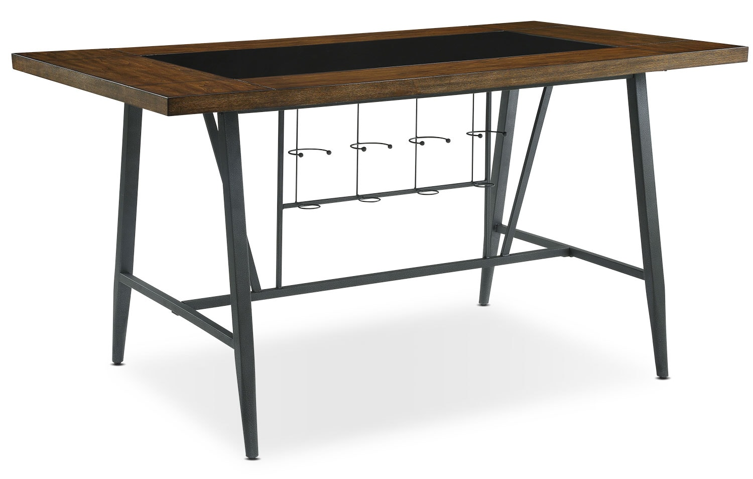 Nolita counter height dining table the brick for Counter height dining table