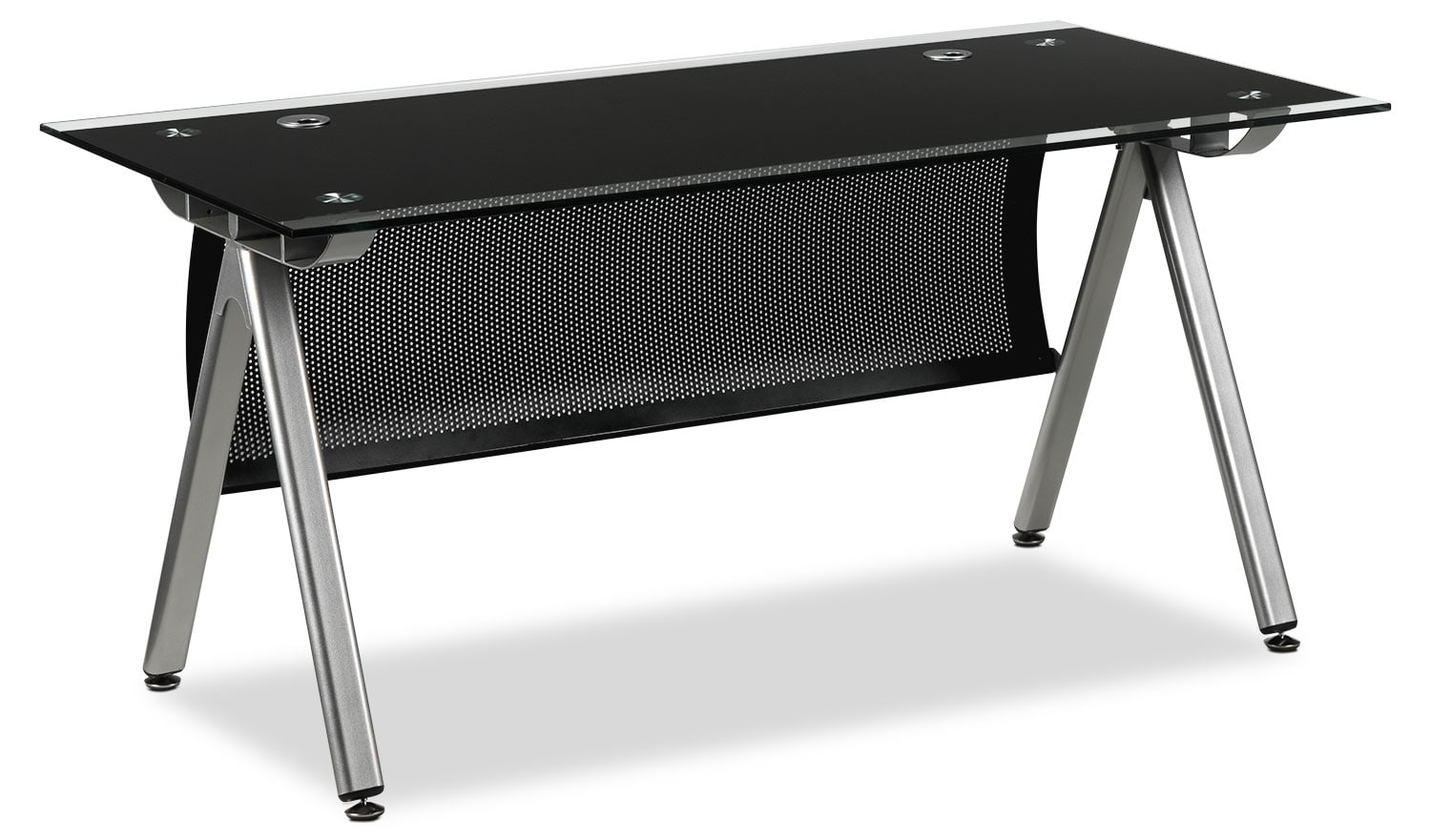 Obi Office Desk - Black