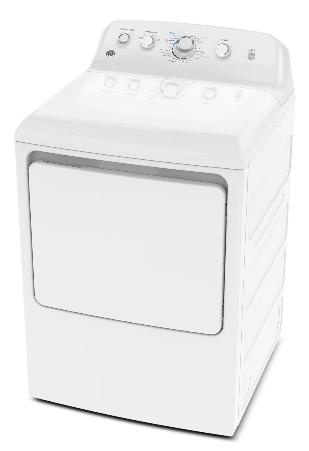 Washers and Dryers - GE 7.2 Cu. Ft. Gas Dryer – GTD42GAMJWW