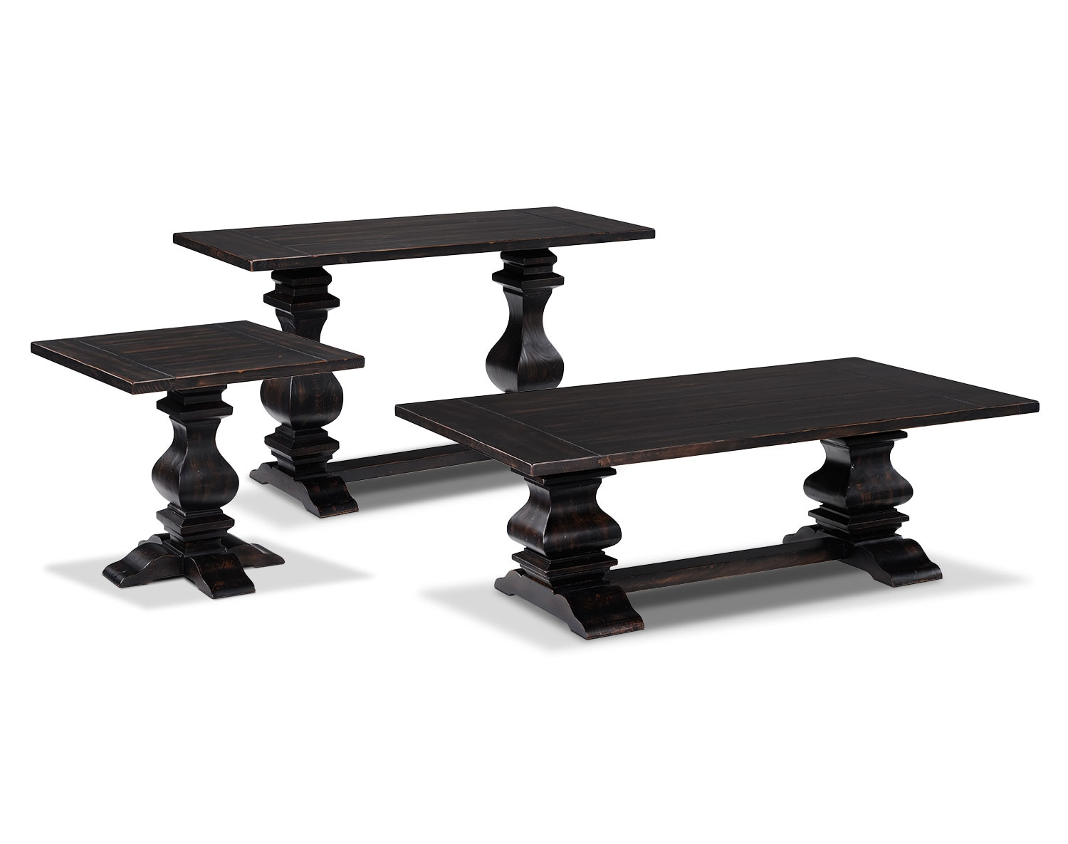 The Rossignton Collection - Ebony
