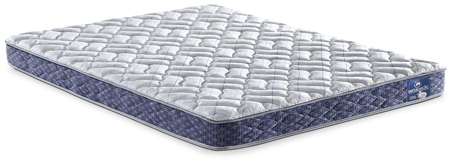 Mattresses and Bedding - Sertapedic® Tassel Tight-Top Queen Mattress