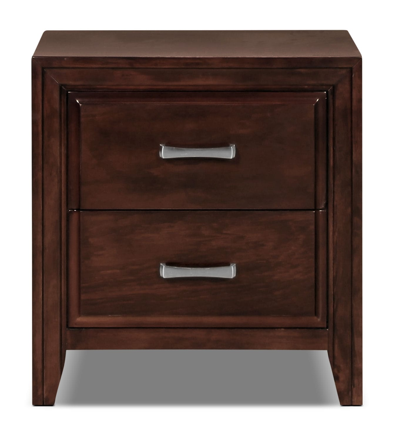 Agrestic Nightstand - Warm Brown