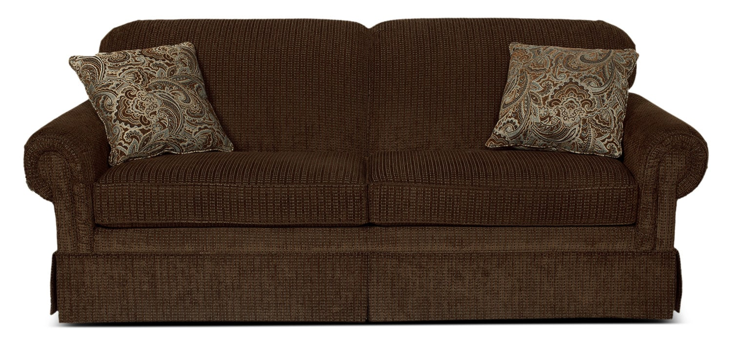 Beacon Queen Sleeper Sofa - Cocoa