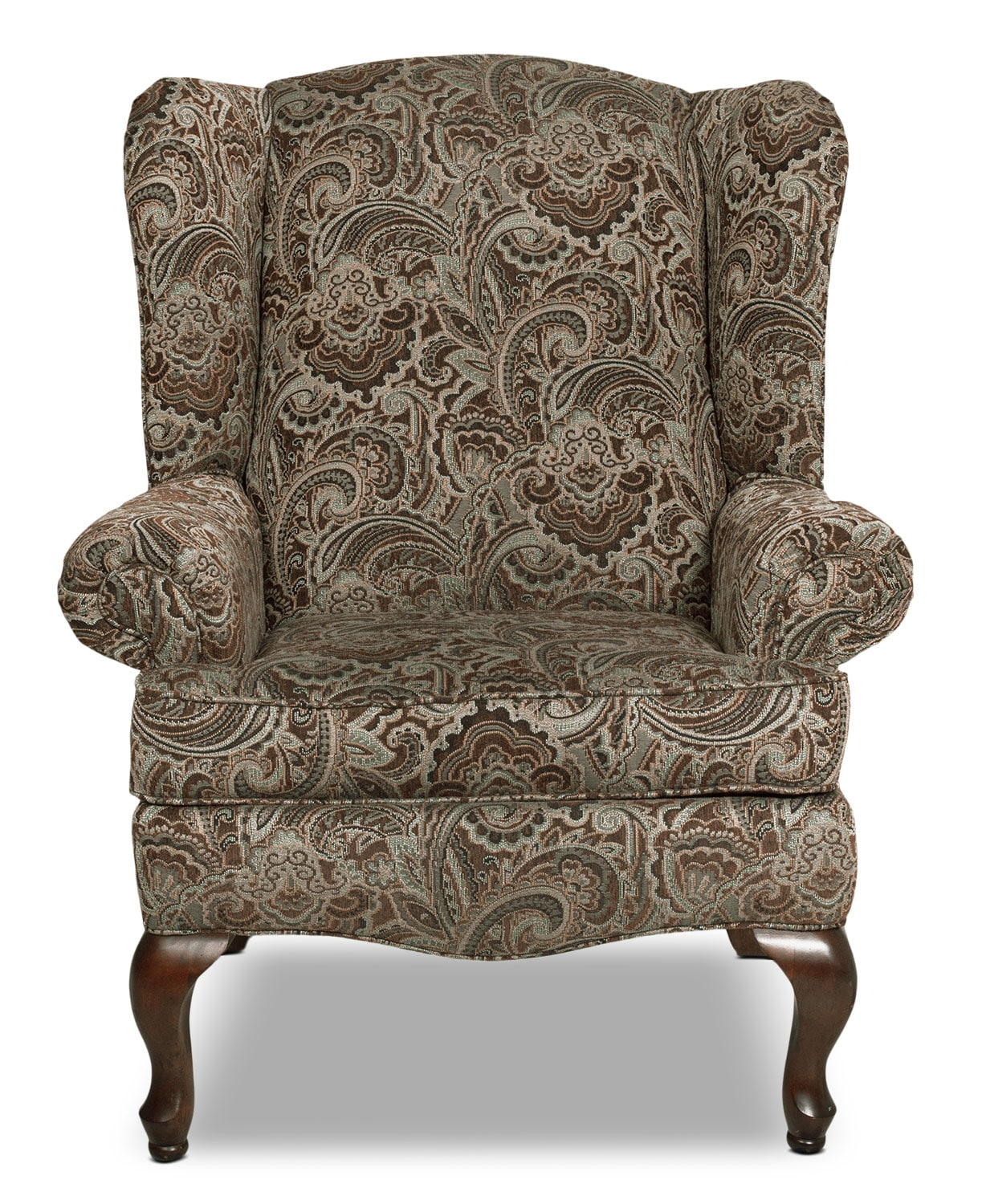 Beacon Accent Chair - Paisley