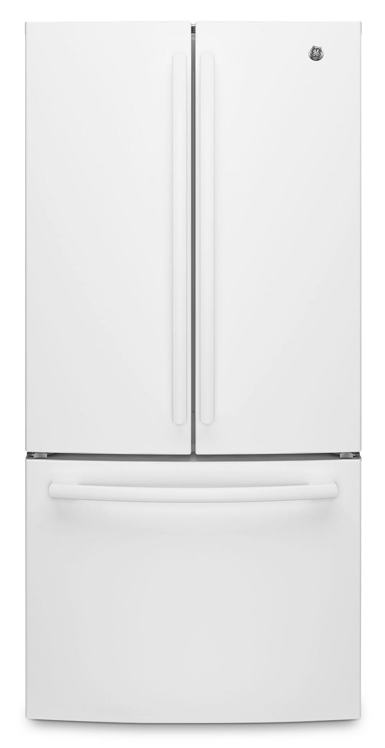 GE 24.8 Cu. Ft. French-Door Refrigerator – GNE25DGKWW