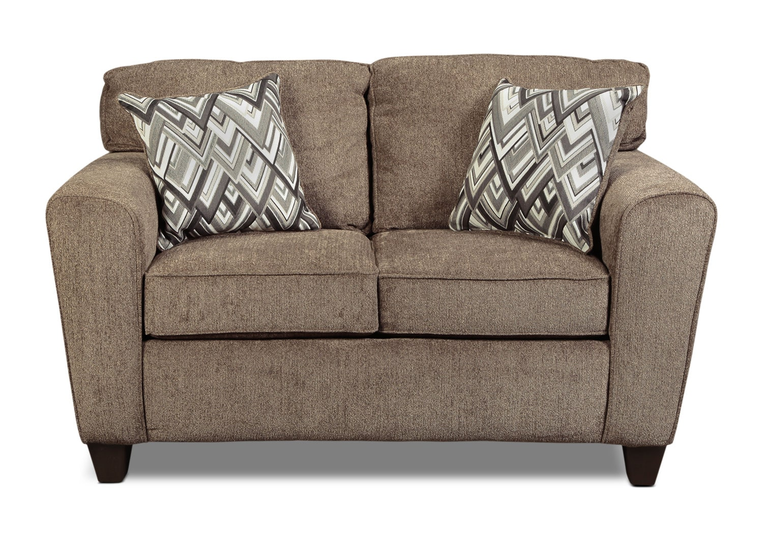 Cooper Loveseat - Pewter