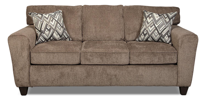 Cooper Sofa - Pewter