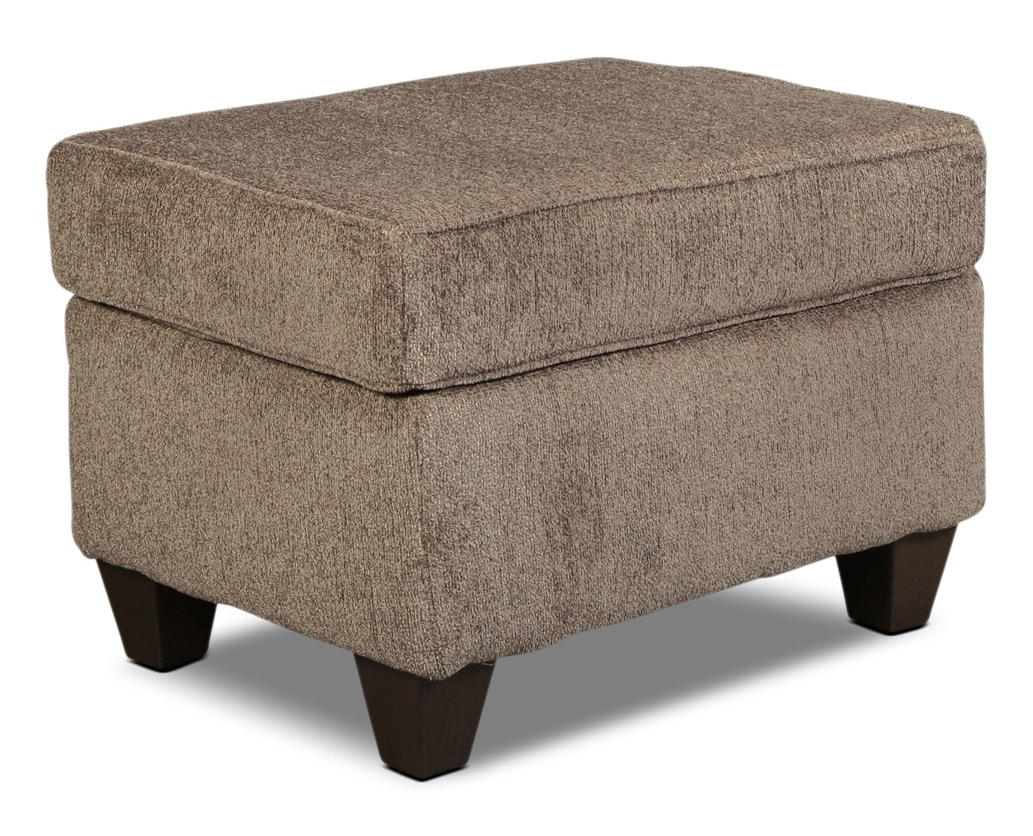Cooper Ottoman - Pewter