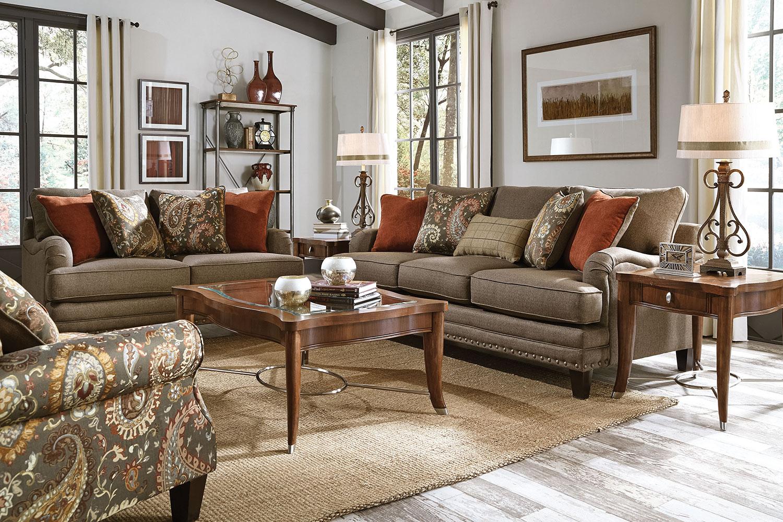 Ashworth loveseat cypress levin furniture for Levin furniture living room sets