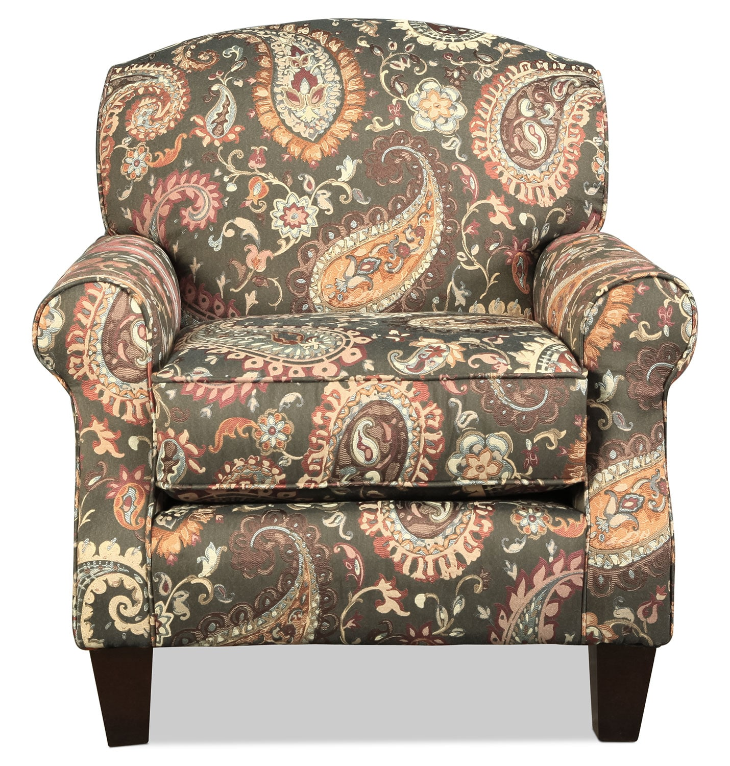 Ashworth Accent Chair - Paisley
