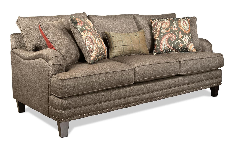 Ashworth sofa cypress levin furniture for Levin furniture sectional sofa