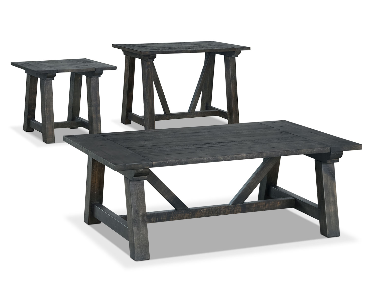 The Townbrook Collection - Weathered Charcoal