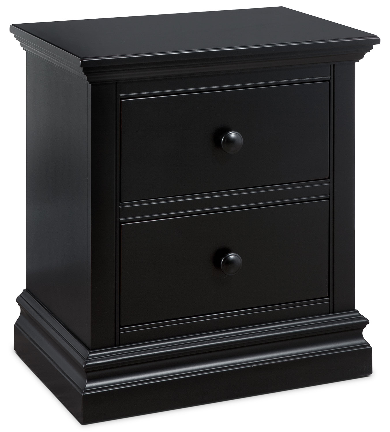 Cameron Night Table - Black