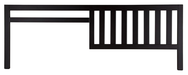 Kids Furniture - Cameron Toddler Rail - Black
