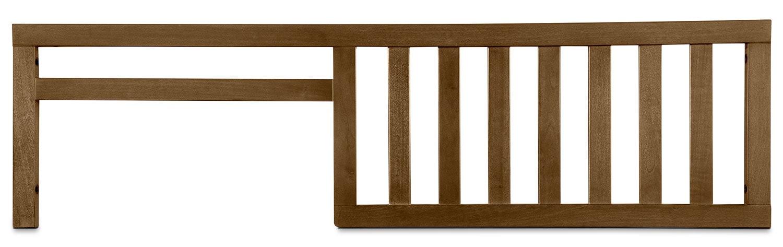 Kids Furniture - Cameron Toddler Rail - Cashew