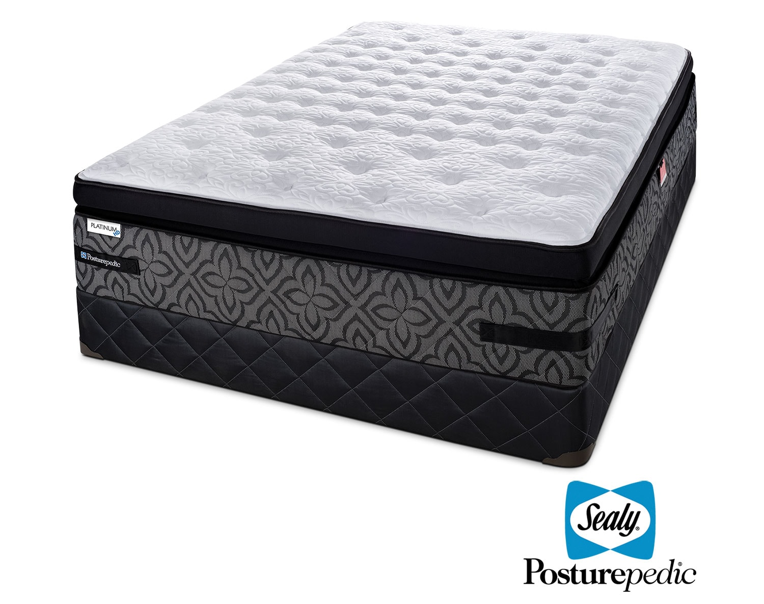 The Sealy Posturepedic 3 K Cushion Firm Collection