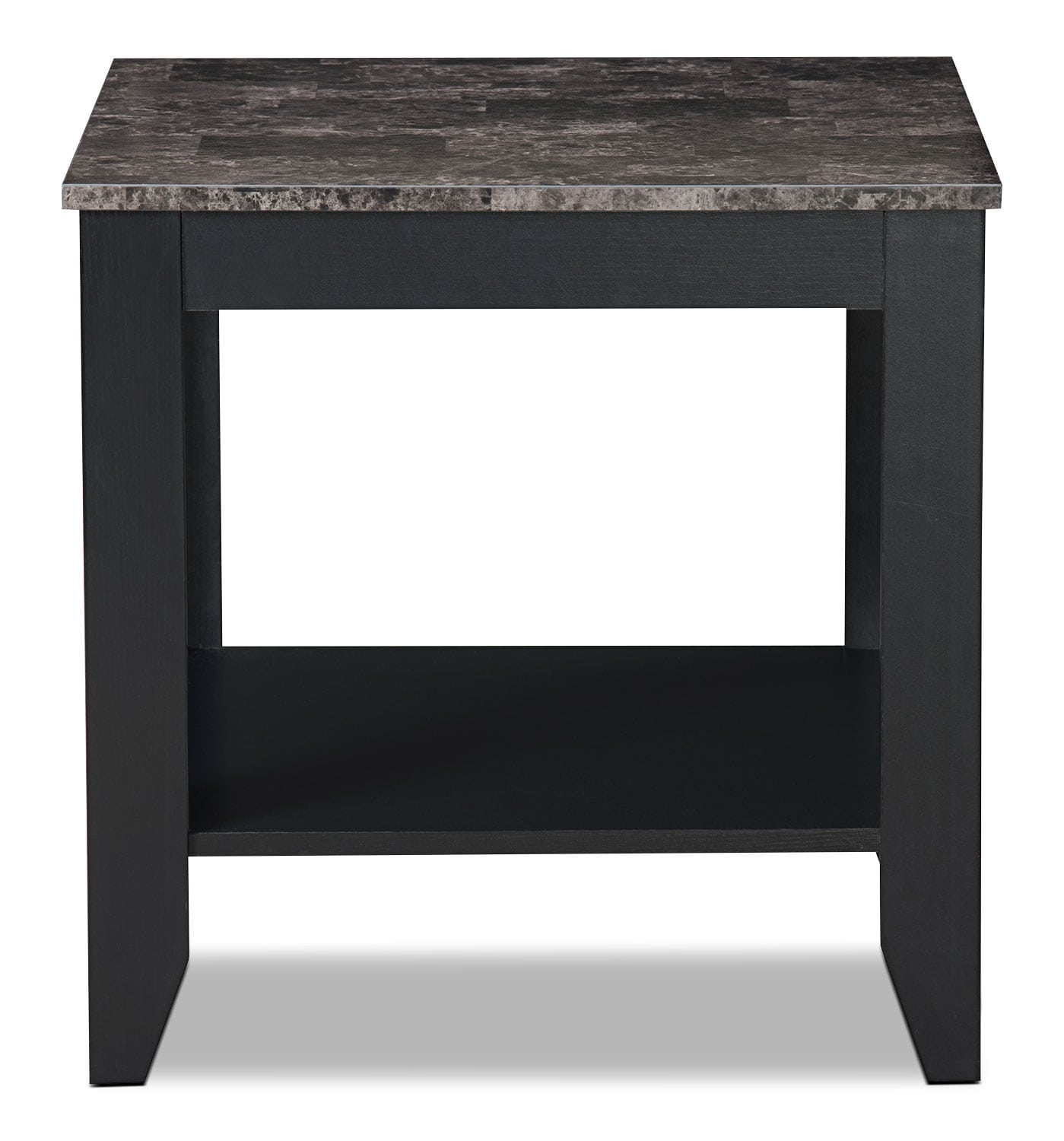 roma piece coffee and two end tables package – black  the brick - click to change image