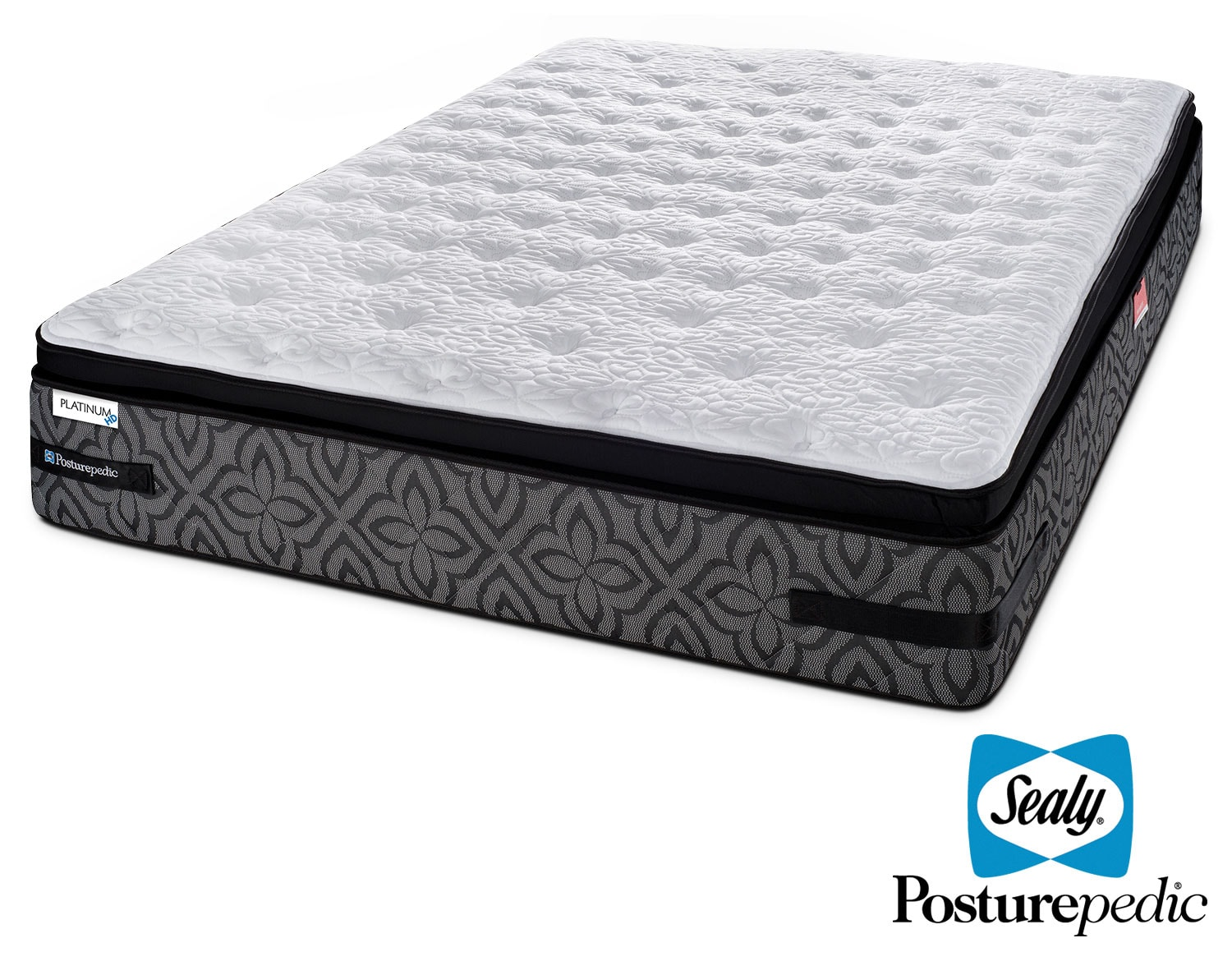 Mattresses and Bedding - Sealy Posturepedic 2 K Firm King Mattress