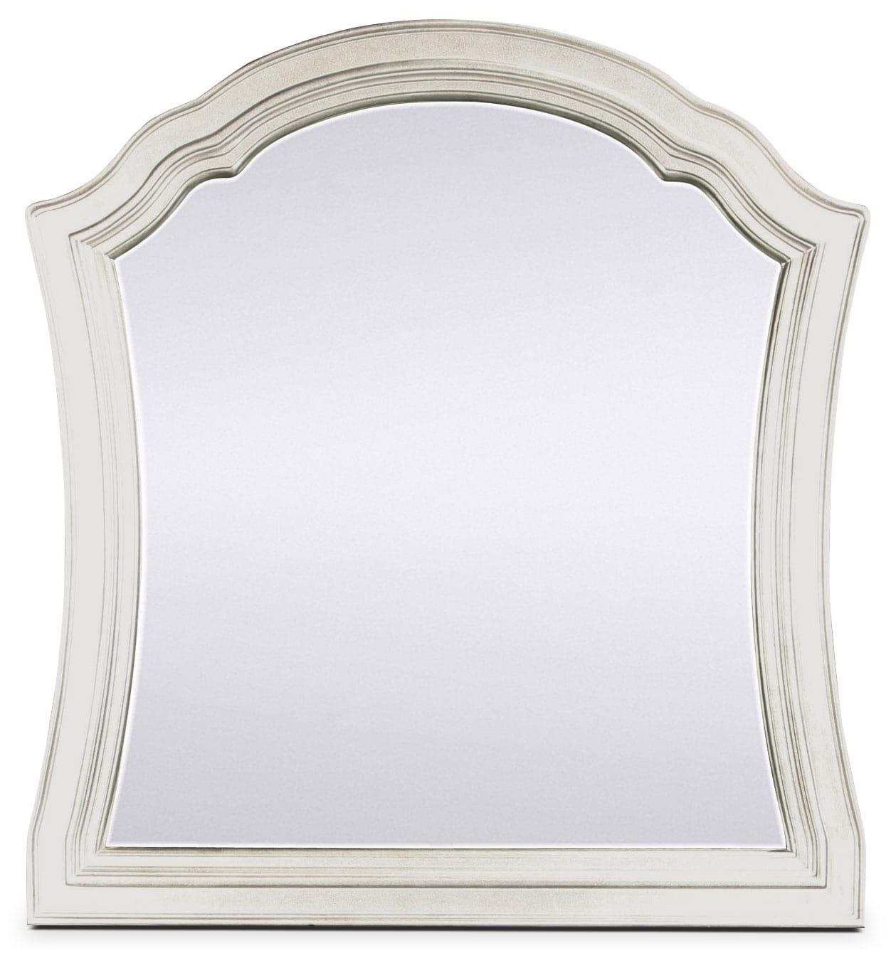 Allure Mirror - Platinum