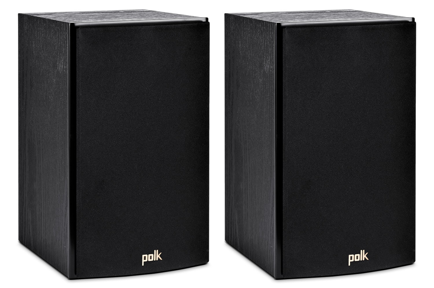 Sound Systems - Polk Audio T15 2-Piece Bookshelf Speakers
