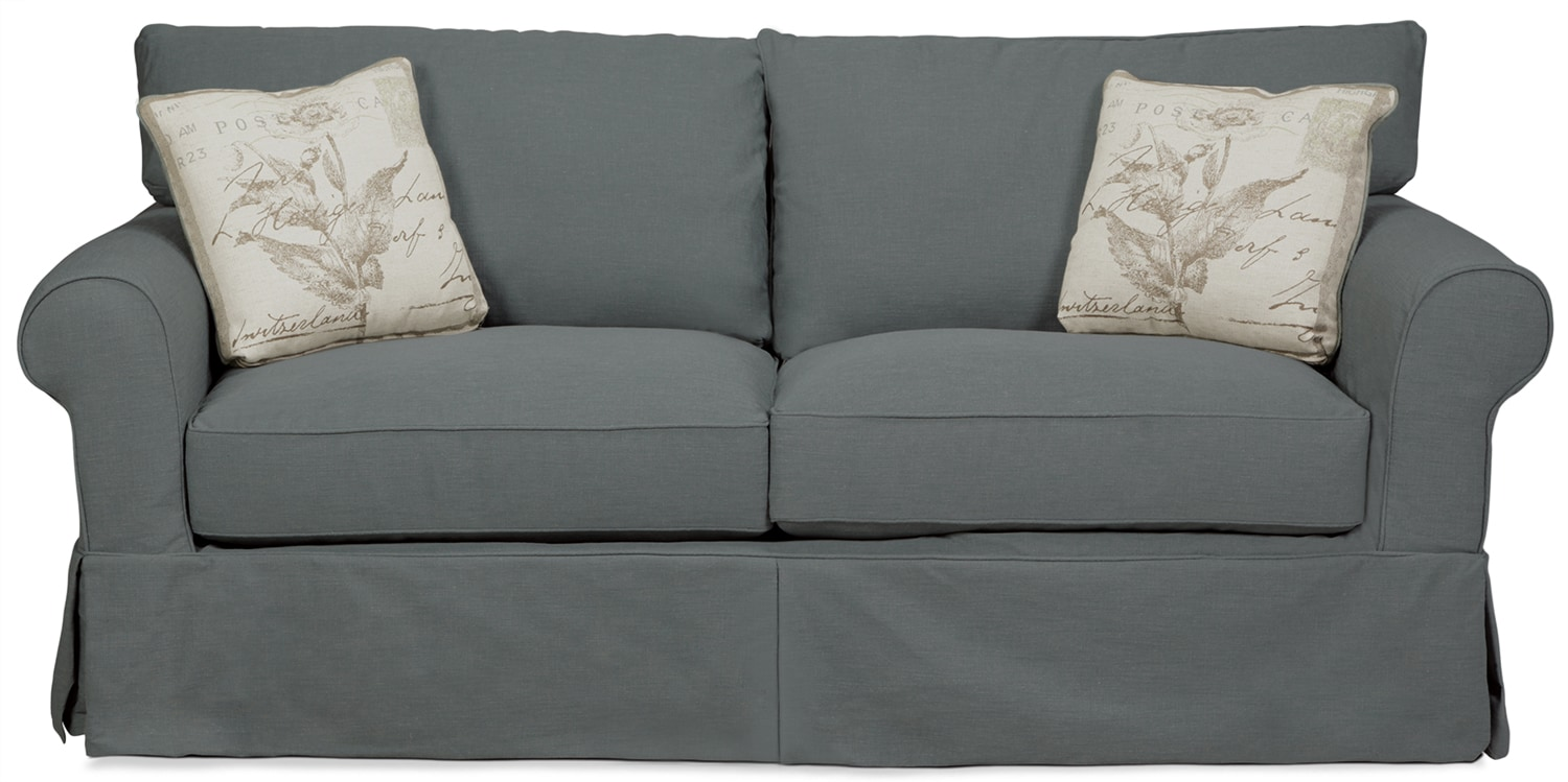 Stone Harbor Sofa - Surf
