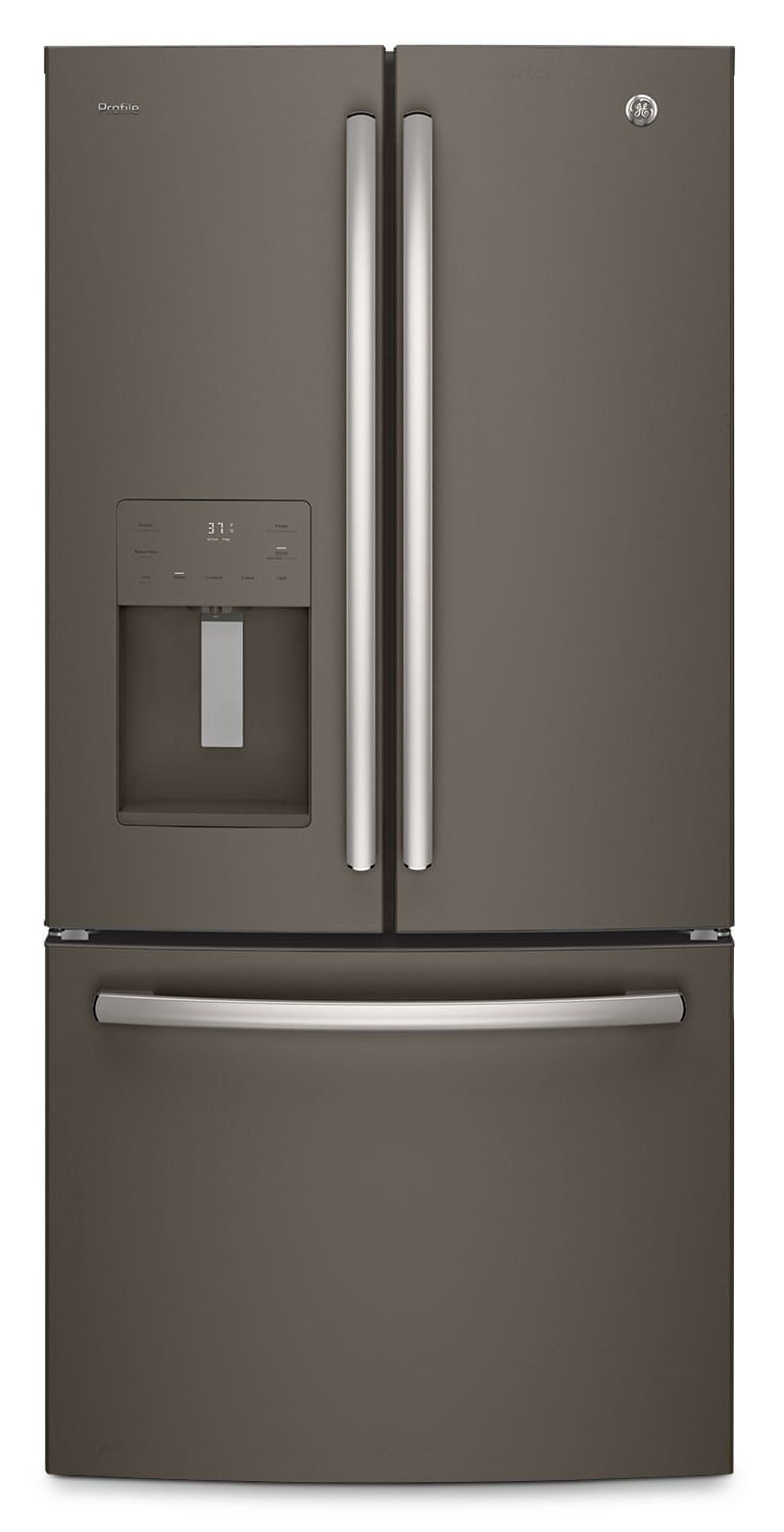 GE 23.8 Cu. Ft. French-Door Refrigerator – PFE24JMKES