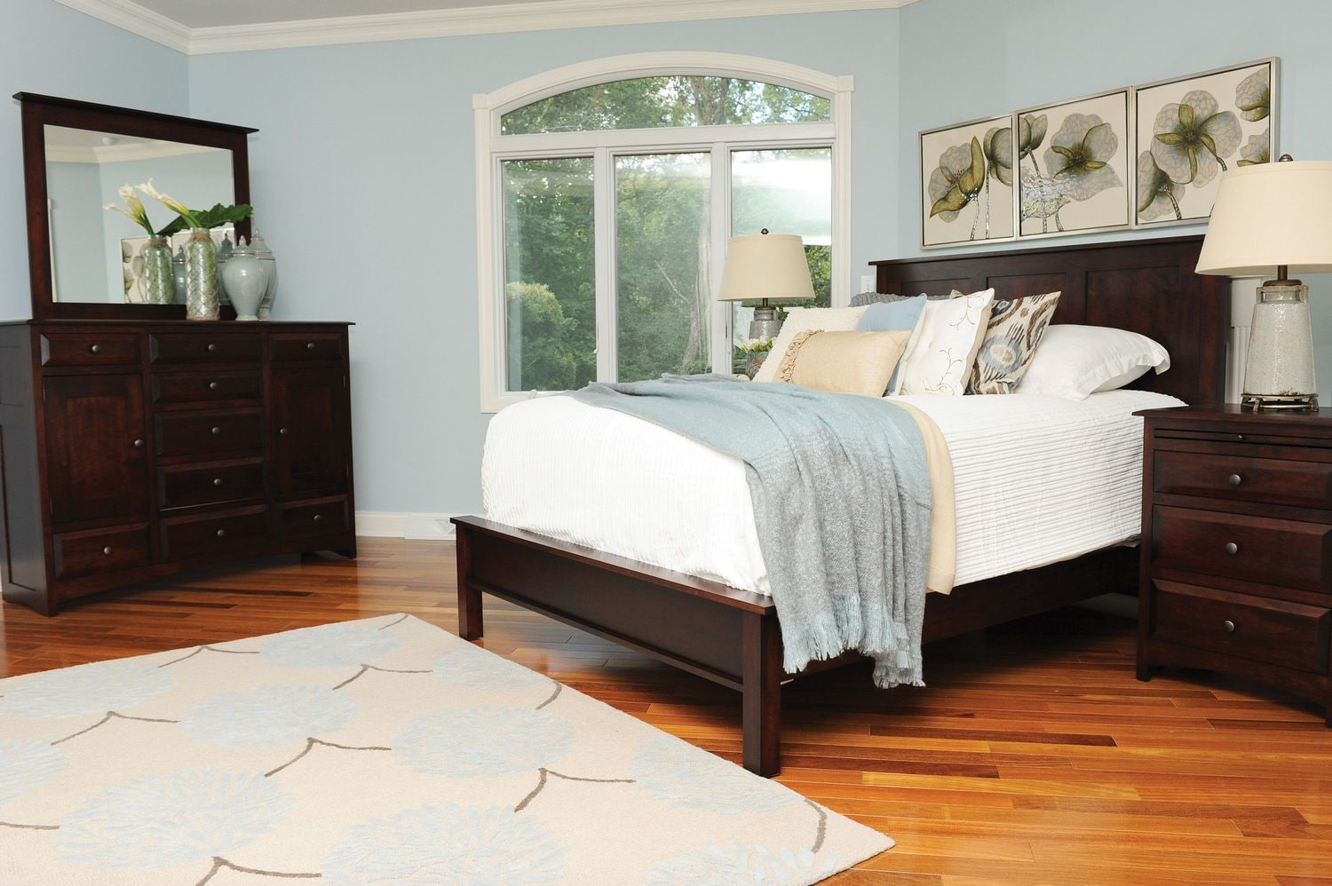 bedroom levin furniture 12080 | 461487 fit inside 320 320 composite to center center 320 320 background color white
