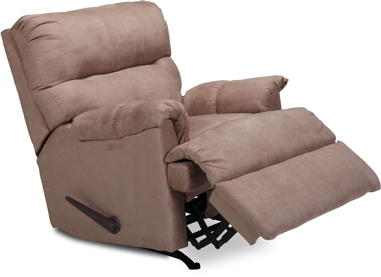 Pickford Rocker Recliner Camel Levin Furniture