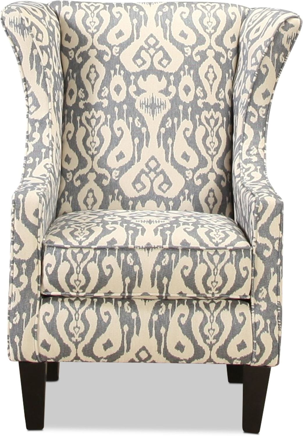 Greenvale Accent Chair - Ikat