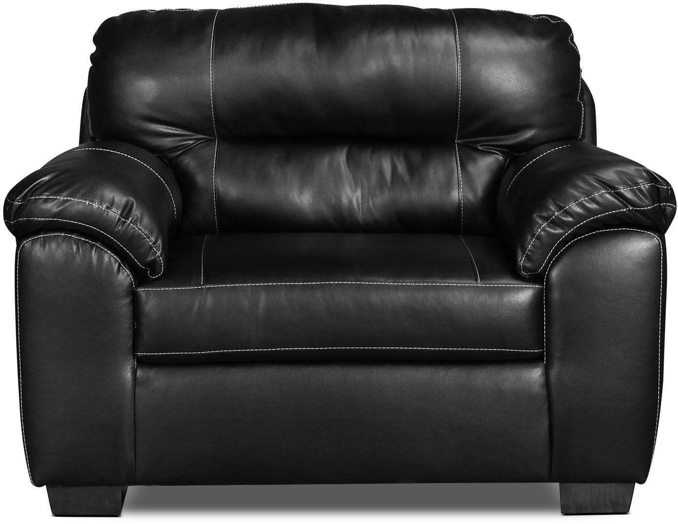 Rigley Chair - Black