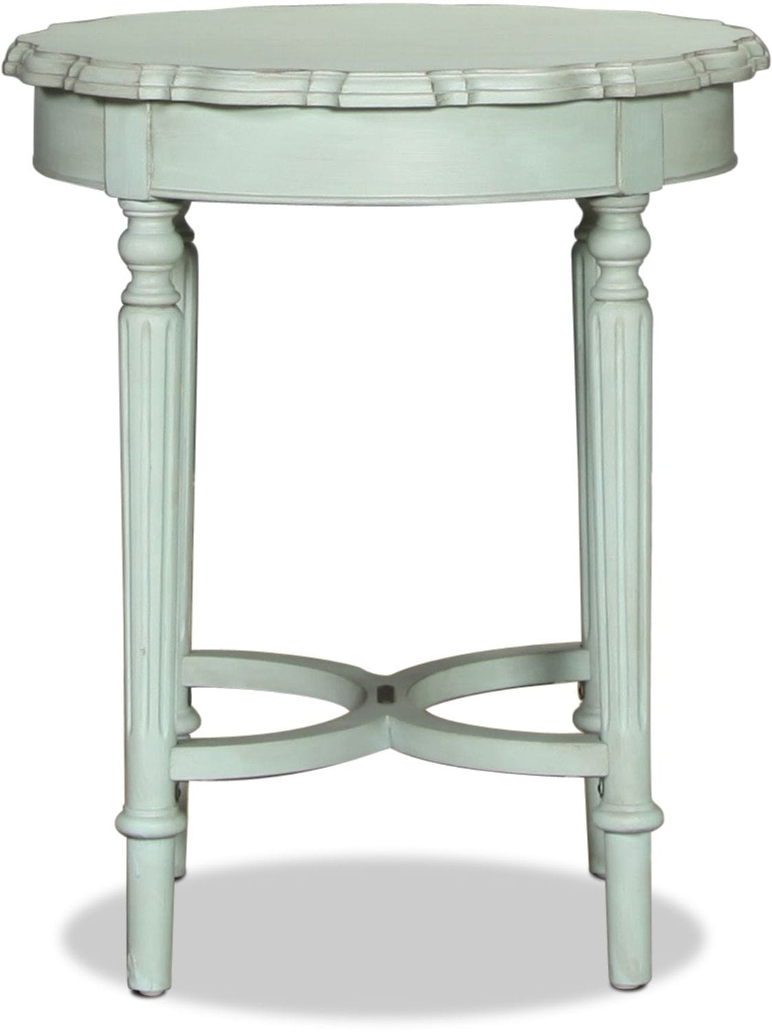 Magnolia Home French Inspired Side Table