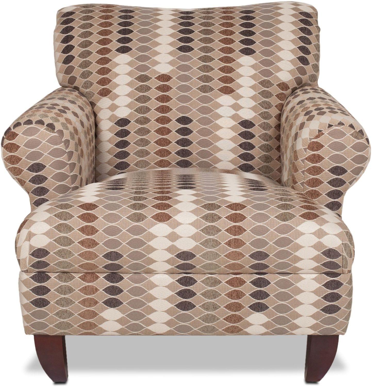 Edmund Accent Chair - Geometric