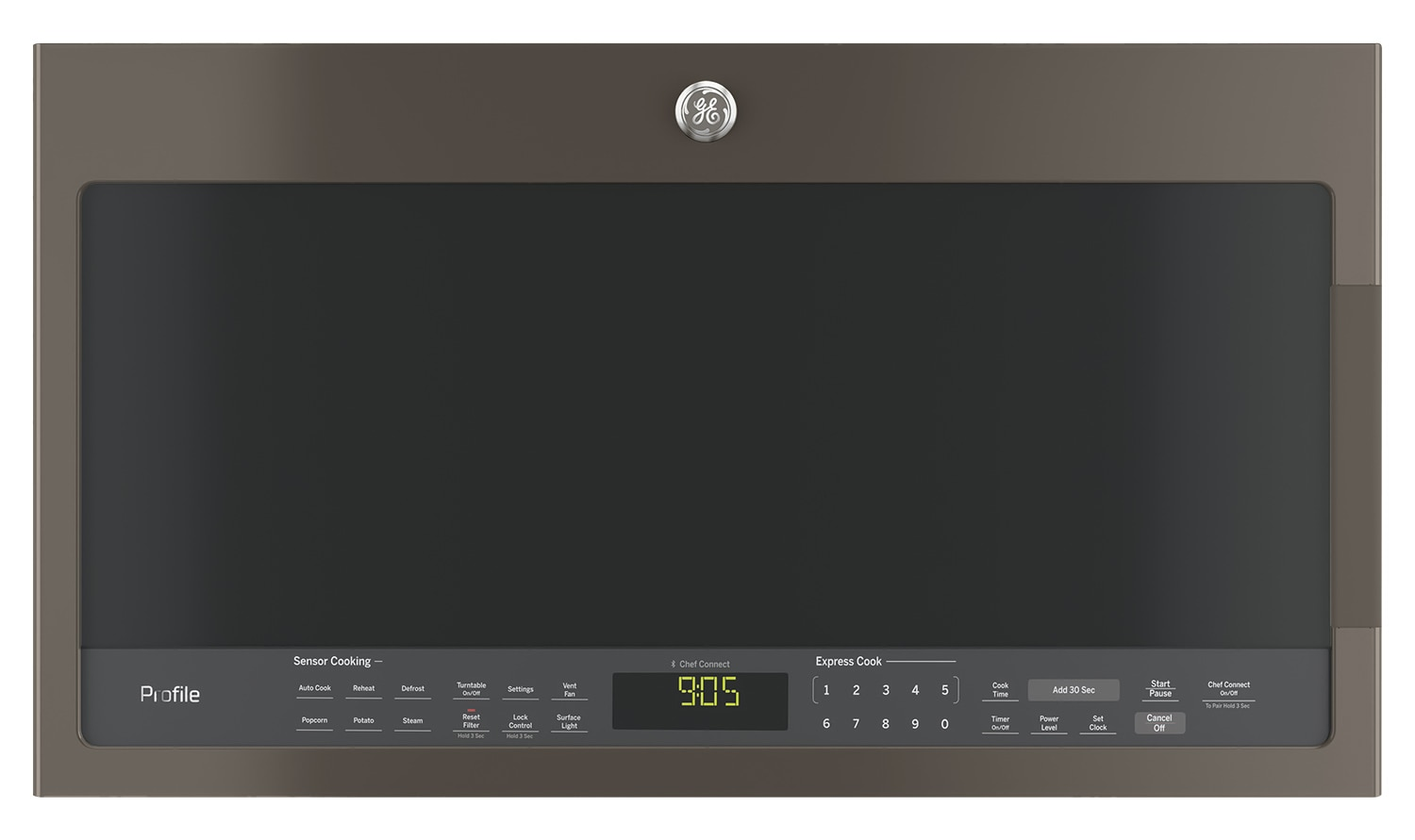 GE 2.1 Cu. Ft. Over-the-Range Microwave – PVM2188SLJC