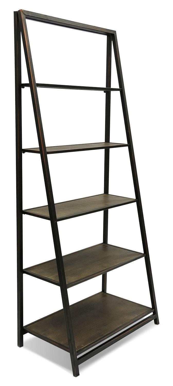 santa monica tall bookcase