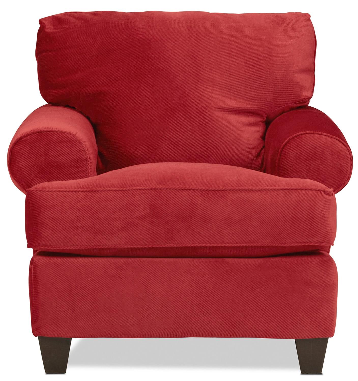 Cascade Chair - Red