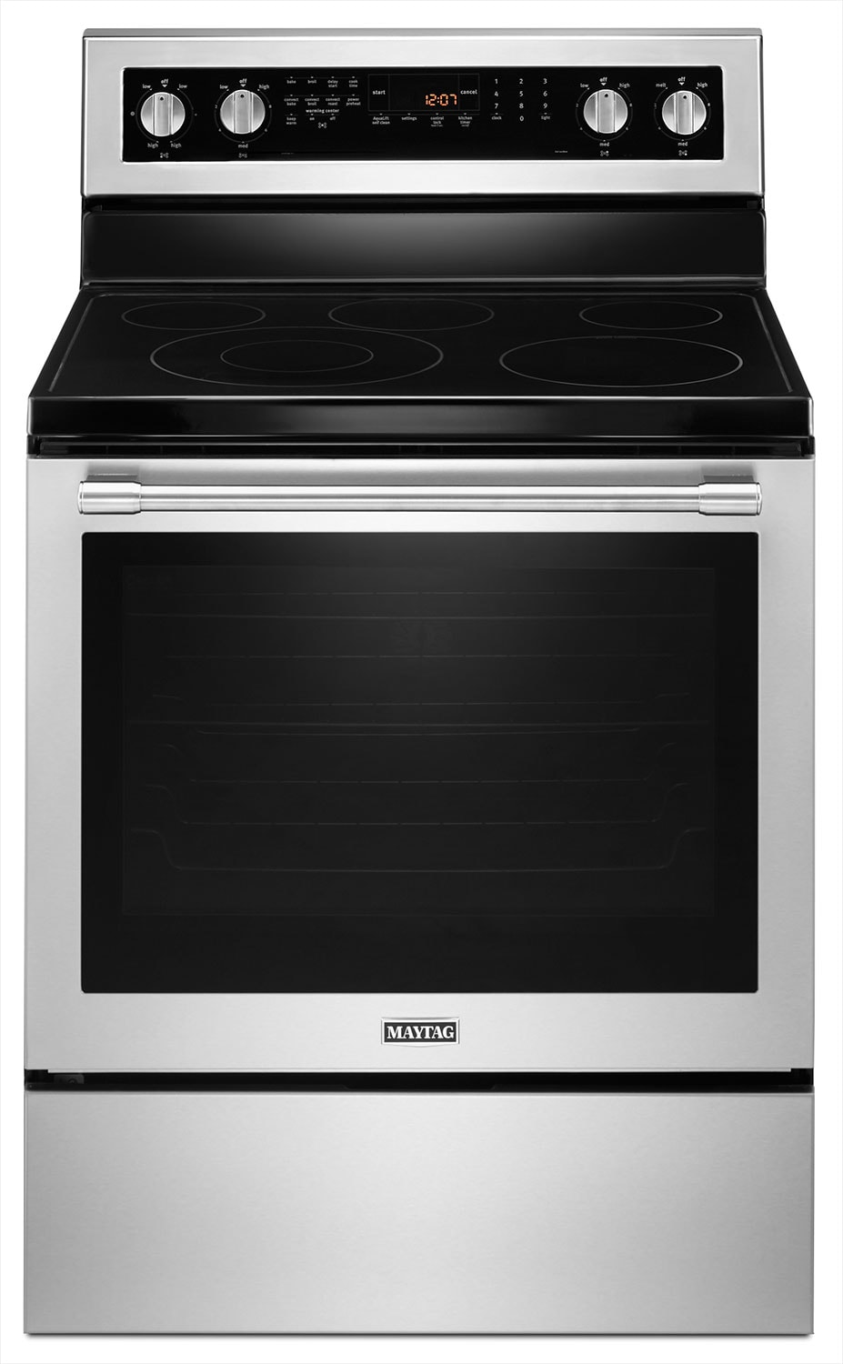 Cooking Products - Maytag 6.4 Cu. Ft. Electric Range – YMER8800FZ