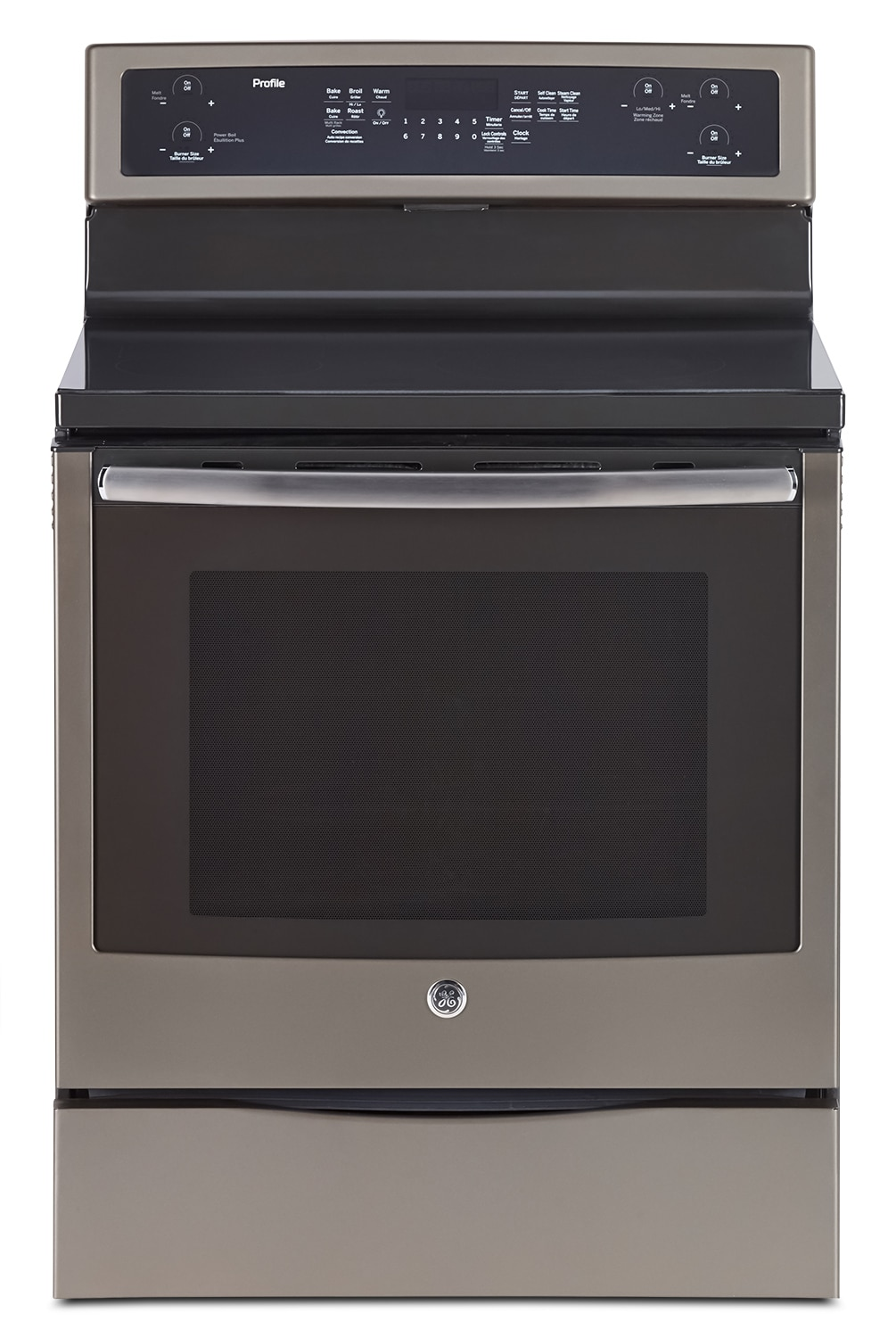 Cooking Products - GE 6.2 Cu. Ft. Freestanding Electric Range – PCB915EKES
