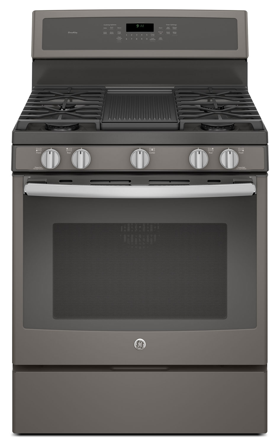 Cooking Products - GE 5.6 Cu. Ft. Freestanding Gas Range – PCGB911EEJES